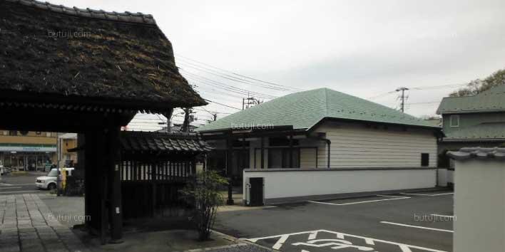 上行寺 八景斎場外観01